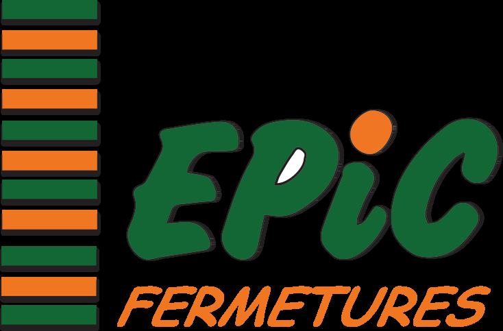 Logo de  Epic Fermeture au service de la fermeture .