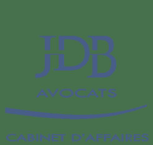 Logo du Cabinet d'Avocat d'Affaires JDB
