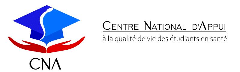 Logo du Centre national d'appui pour favoriser la qualité de vie des étudiants en santé